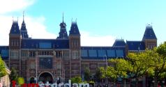 Roteiro para um dia em Amsterdam
