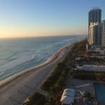 Miami Beach sunshine