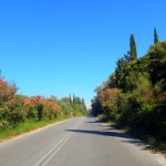 estrada corfu