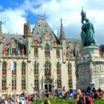 City Hall em Bruges