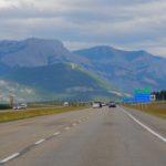 Chegada em Banff