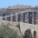 Restauração do Parthenon