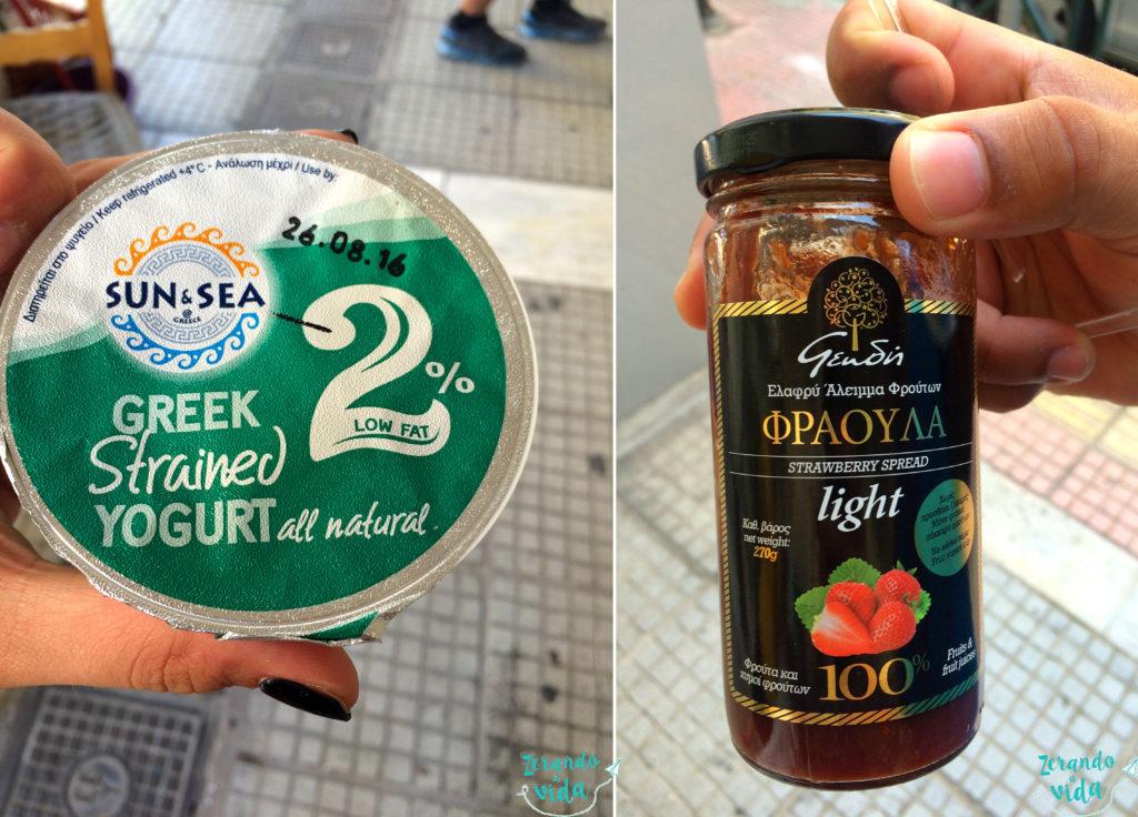 Yogurte Grego