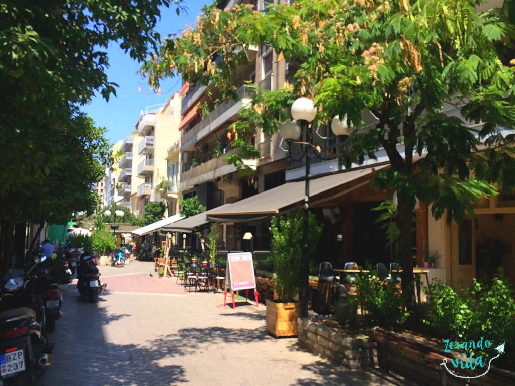 Restaurantes de Piraeus