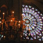 Vitral Catedral de Notre Dame