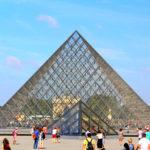 Pirâmide Museu do Louvre