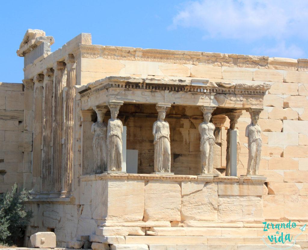 Templo de Atenas Nice