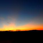 Pôr do sol Chapada dos Veadeiros