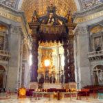 Altar Basílica de São Pedro