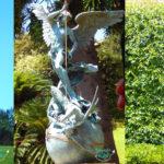 Esculturas Jardins do Vaticano