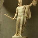 Estátua Museus do Vaticano