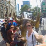 Touro da Wall Street, New York