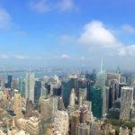 Vista do Empire State Building, New York