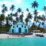 Igreja Praia dos Carneiros PE