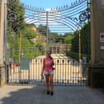 Jardins de Boboli em Florença
