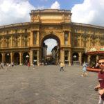 Piazza della Reppublica Florença