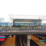 Estação de Trem Amsterdam