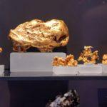 Gold at ROM, Royal Ontario Museum, Toronto