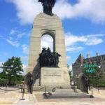 National War Monument Ottawa