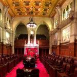 Parliament Ottawa Senado