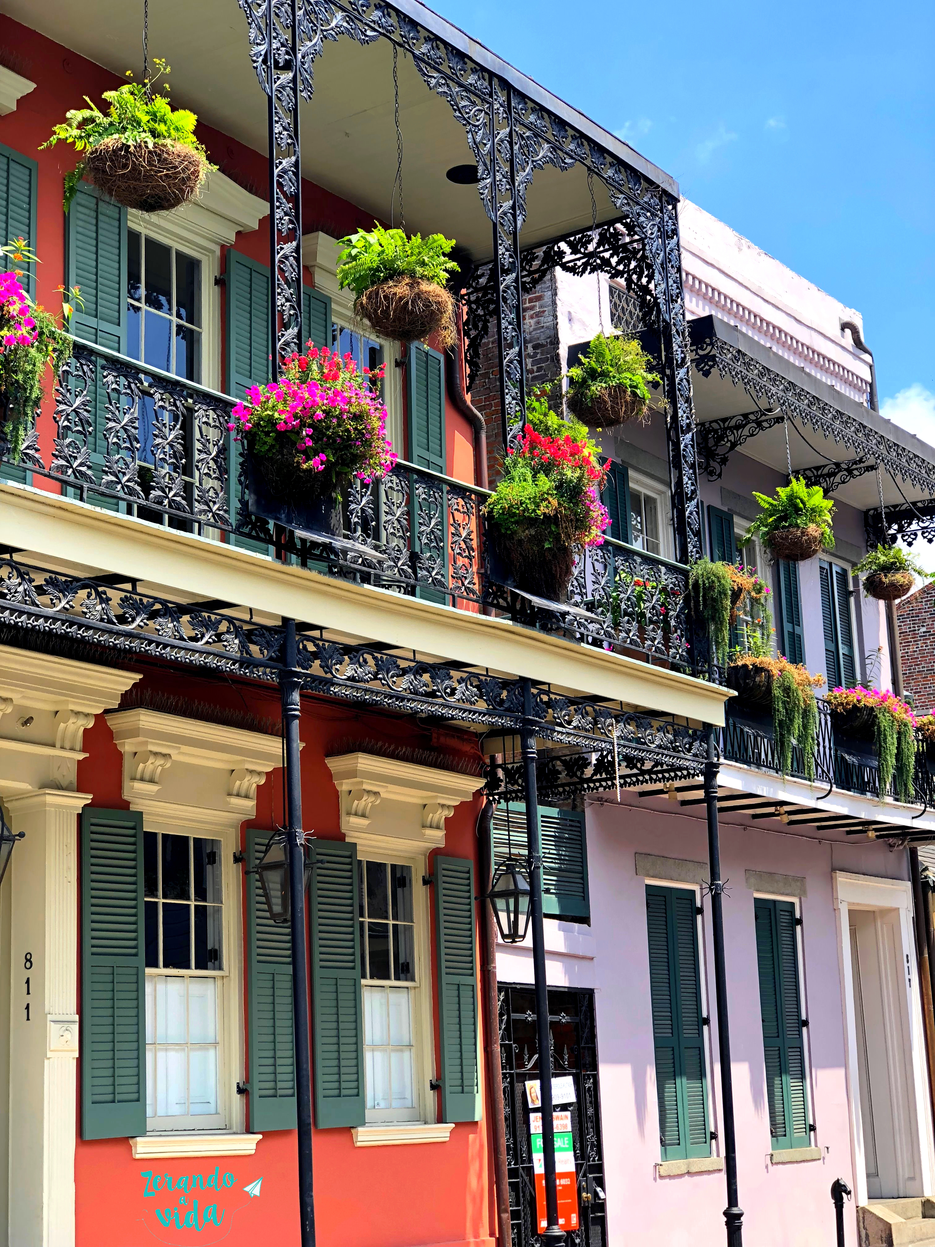 French Quarter New Orleans Louisiana