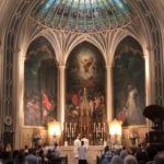 St Patrick's Church New Orleans Louisiana
