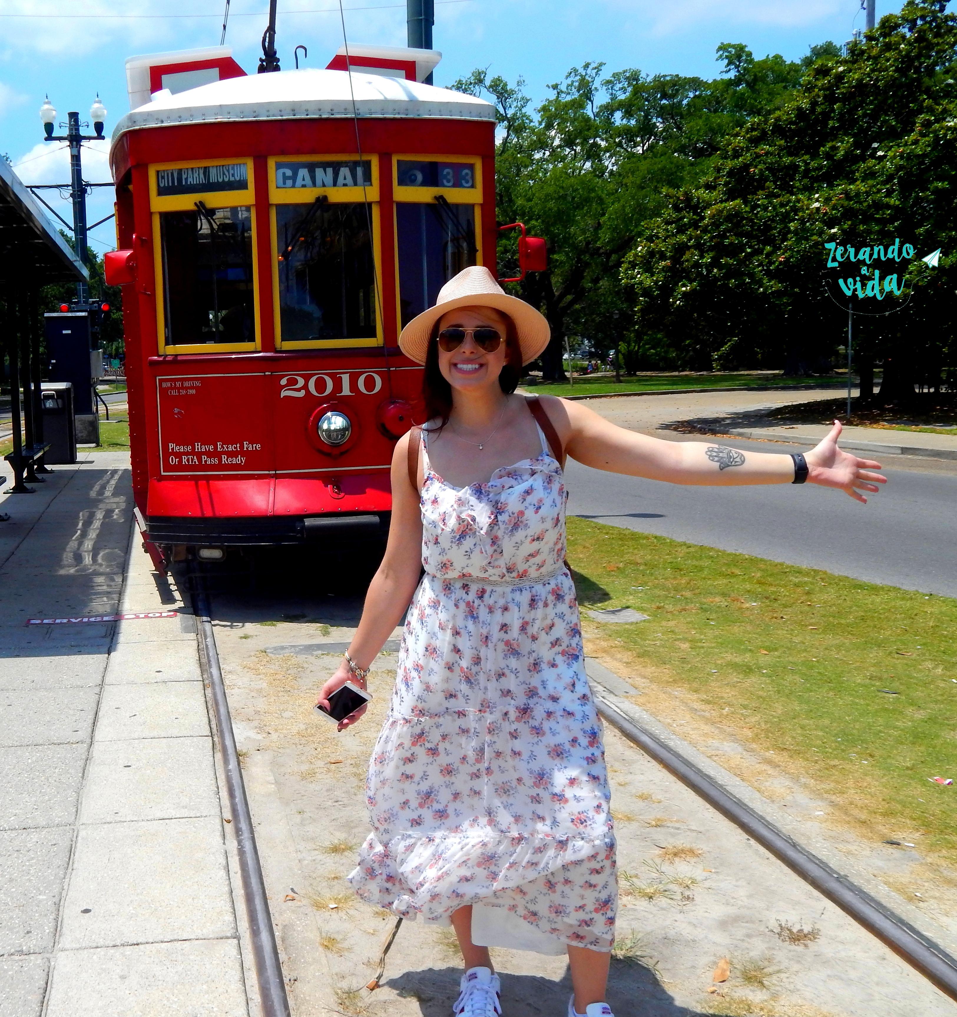 City Park New Orleans Louisiana
