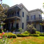 Garden District New Orleans Louisiana
