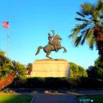 Jackson Square French Quarter New Orleans Louisiana