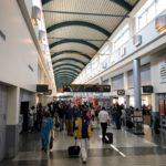 Louis Amstrong Airport Aeroporto New Orleans Louisiana