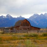Grand Teton National Park - Mormom District